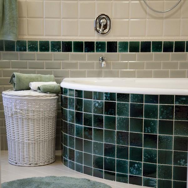 Изумрудная ванна